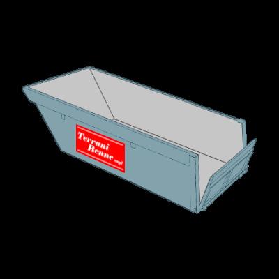 Benne e contenitori - Benna welaki 5mc con sponda